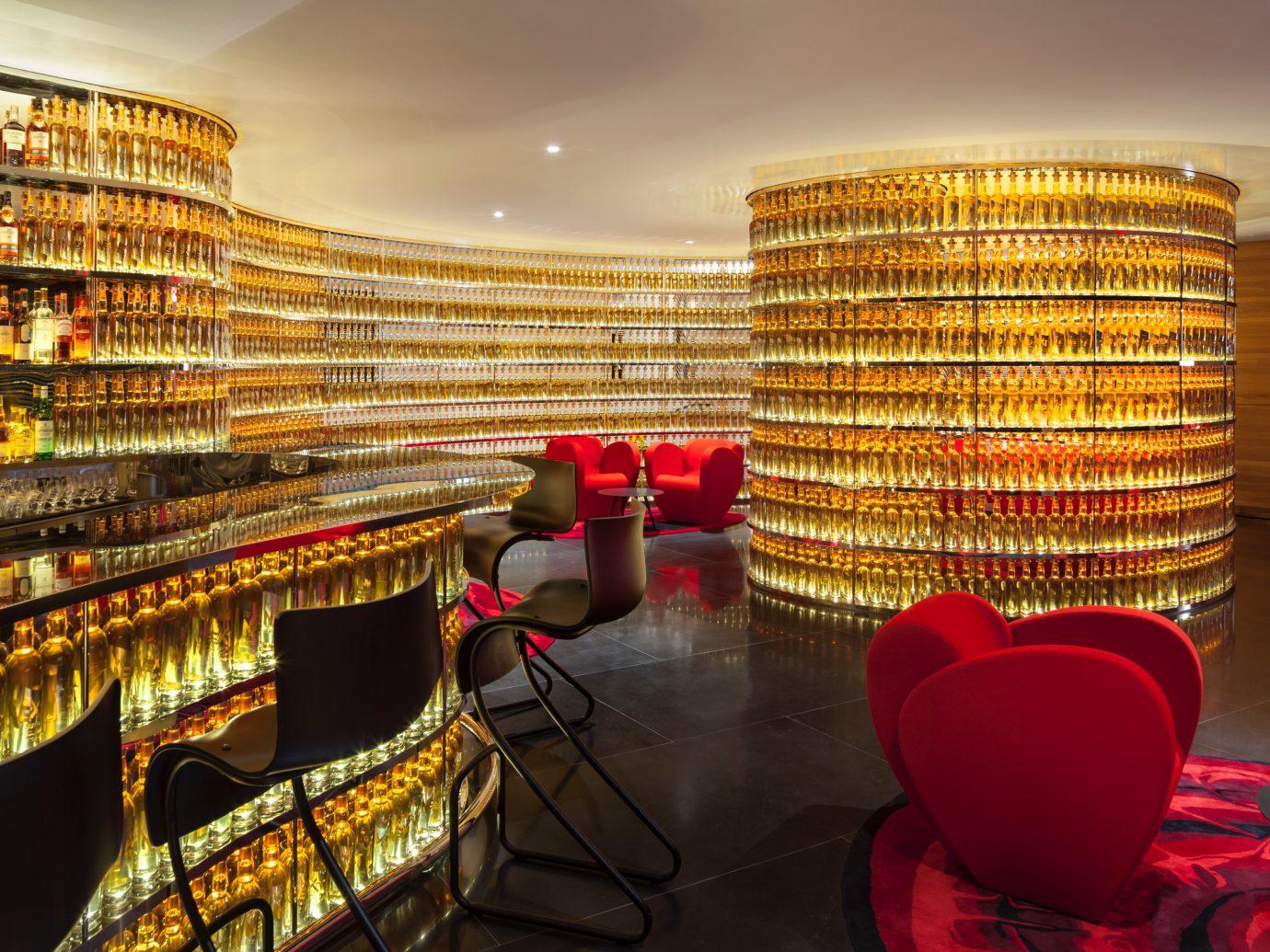 interior of The Next Whiskey Bar