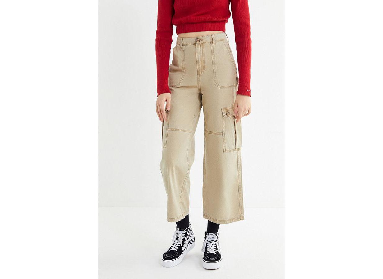 BDG Charlie High-Rise Cargo Jean