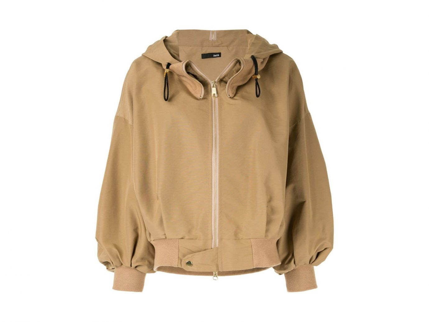 Frei EA hooded bomber jacket