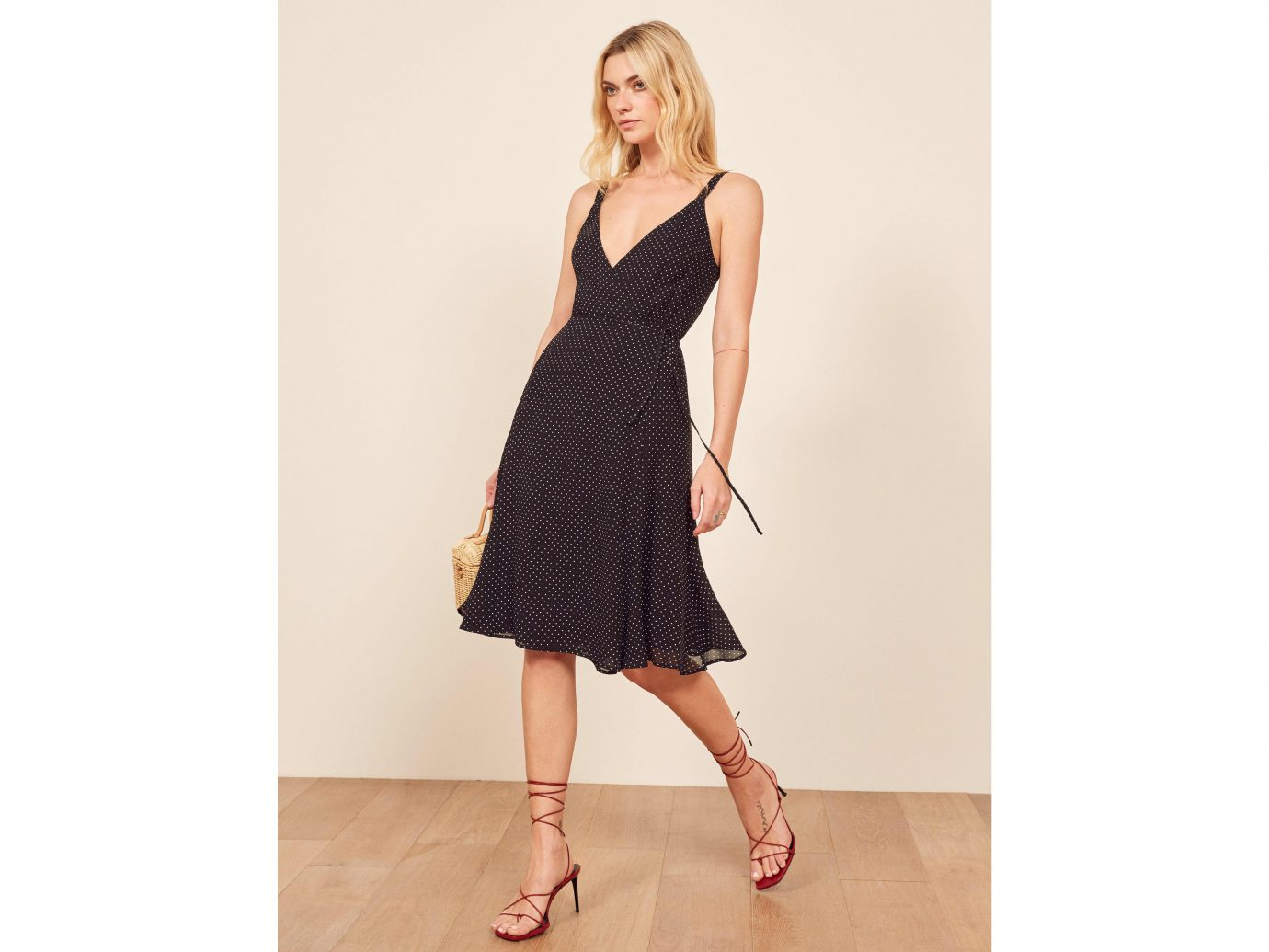 Reformation Mallory Dress