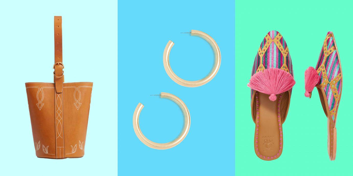 Women's spring accessories