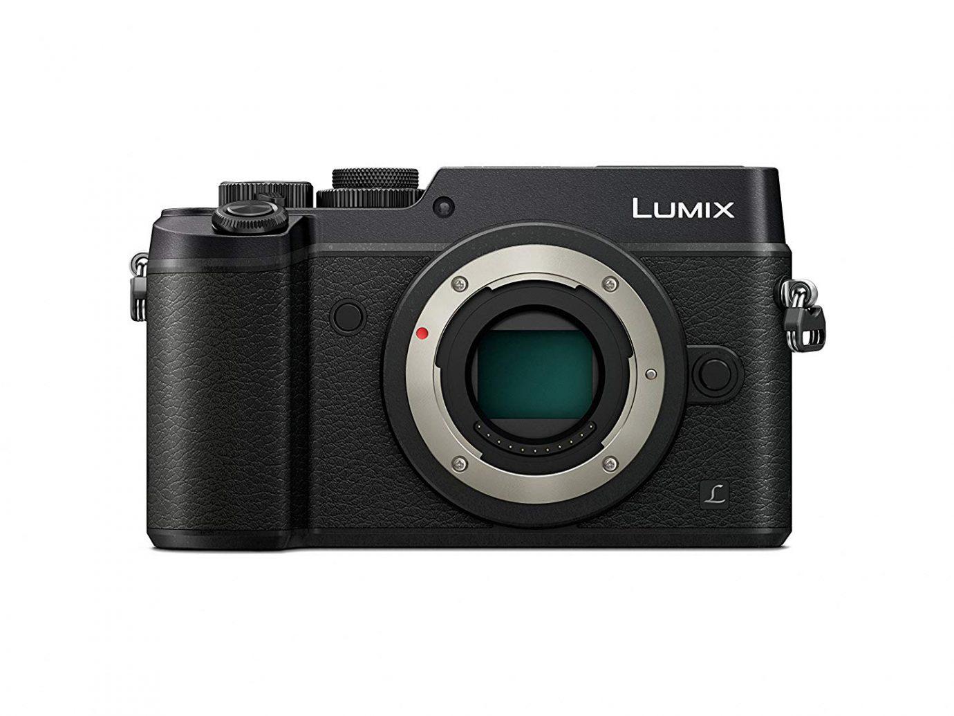 Panasonic LUMIX GX8 Mirrorless Camera