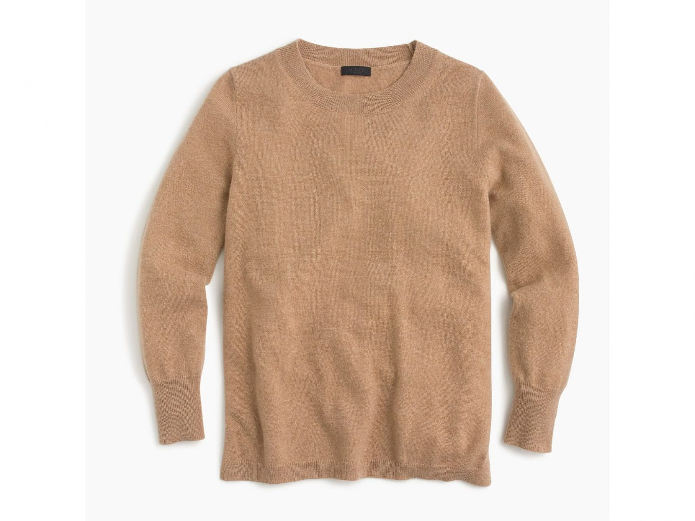 J. Crew three-quarter sleeve everyday cashmere crewneck sweater