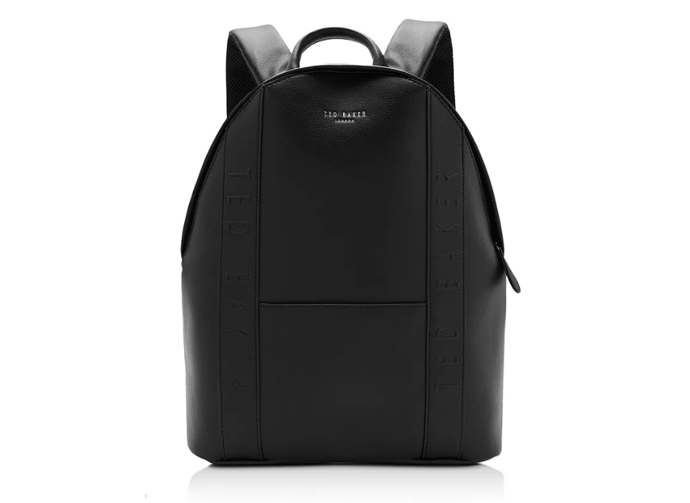Article Goods Leather Backpack