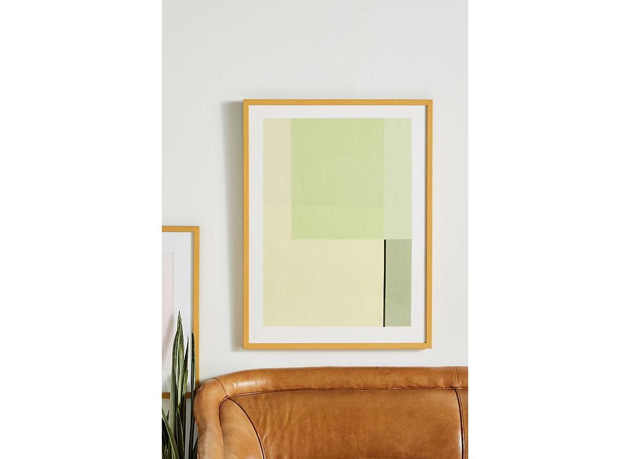 Agnes Greens Imagined Wall Art