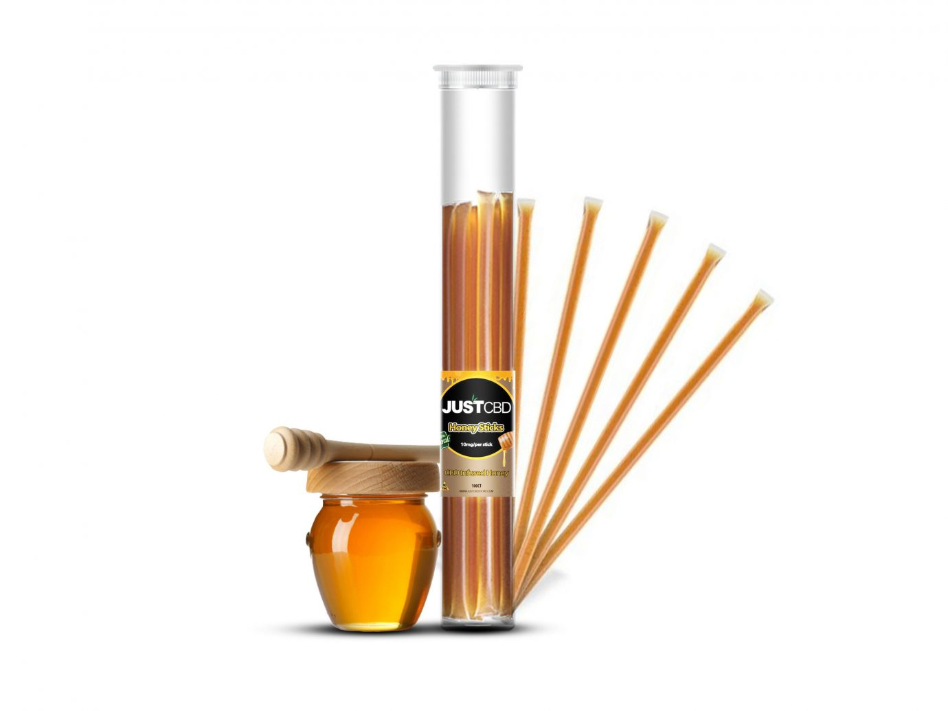 Just CBD Honey Sticks