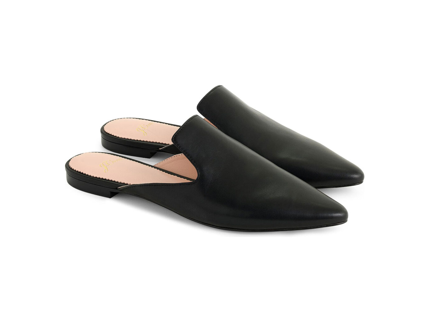 J.Crew Pointed Toe Mule