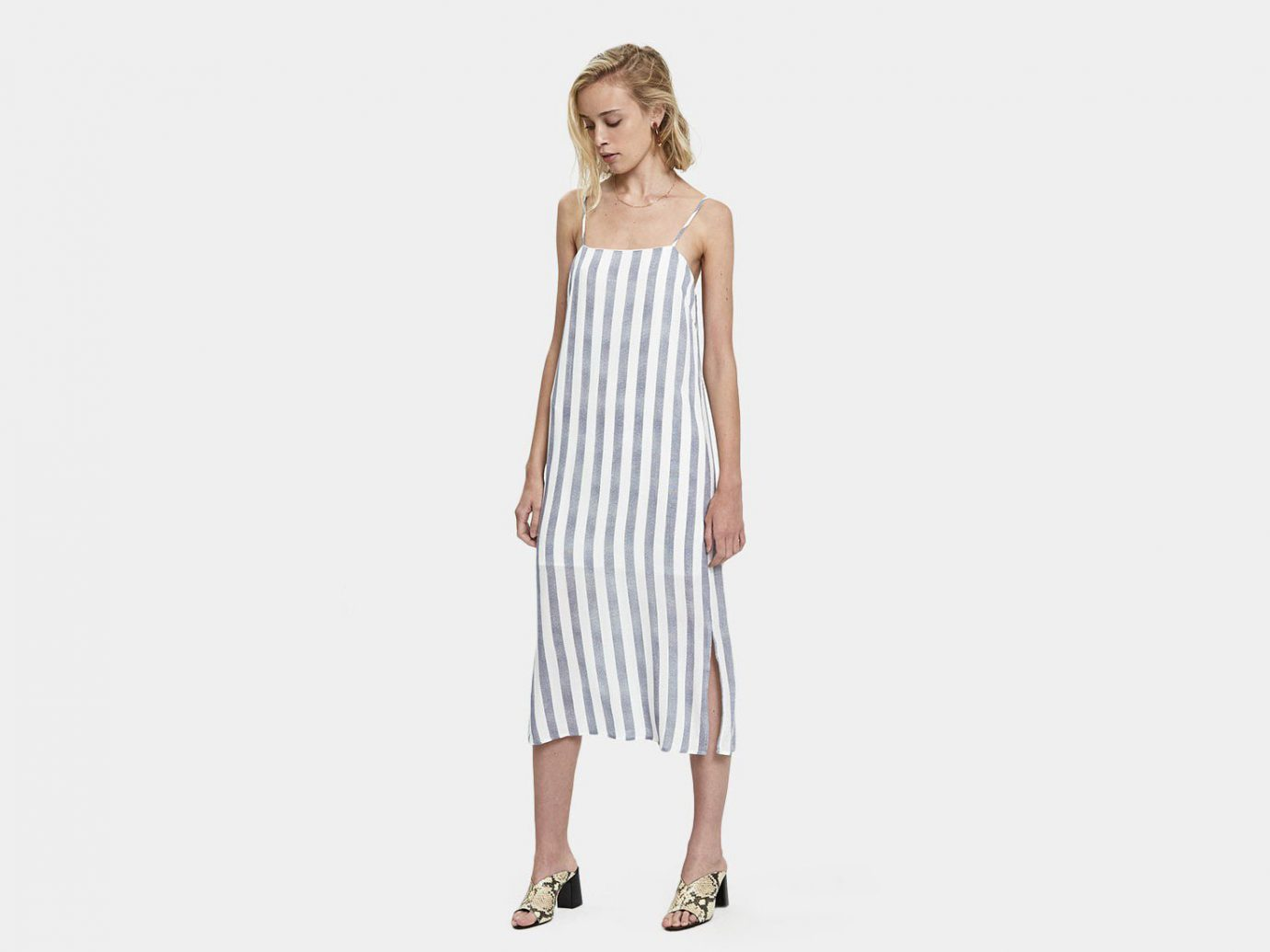 Stelen Tori Striped Dress