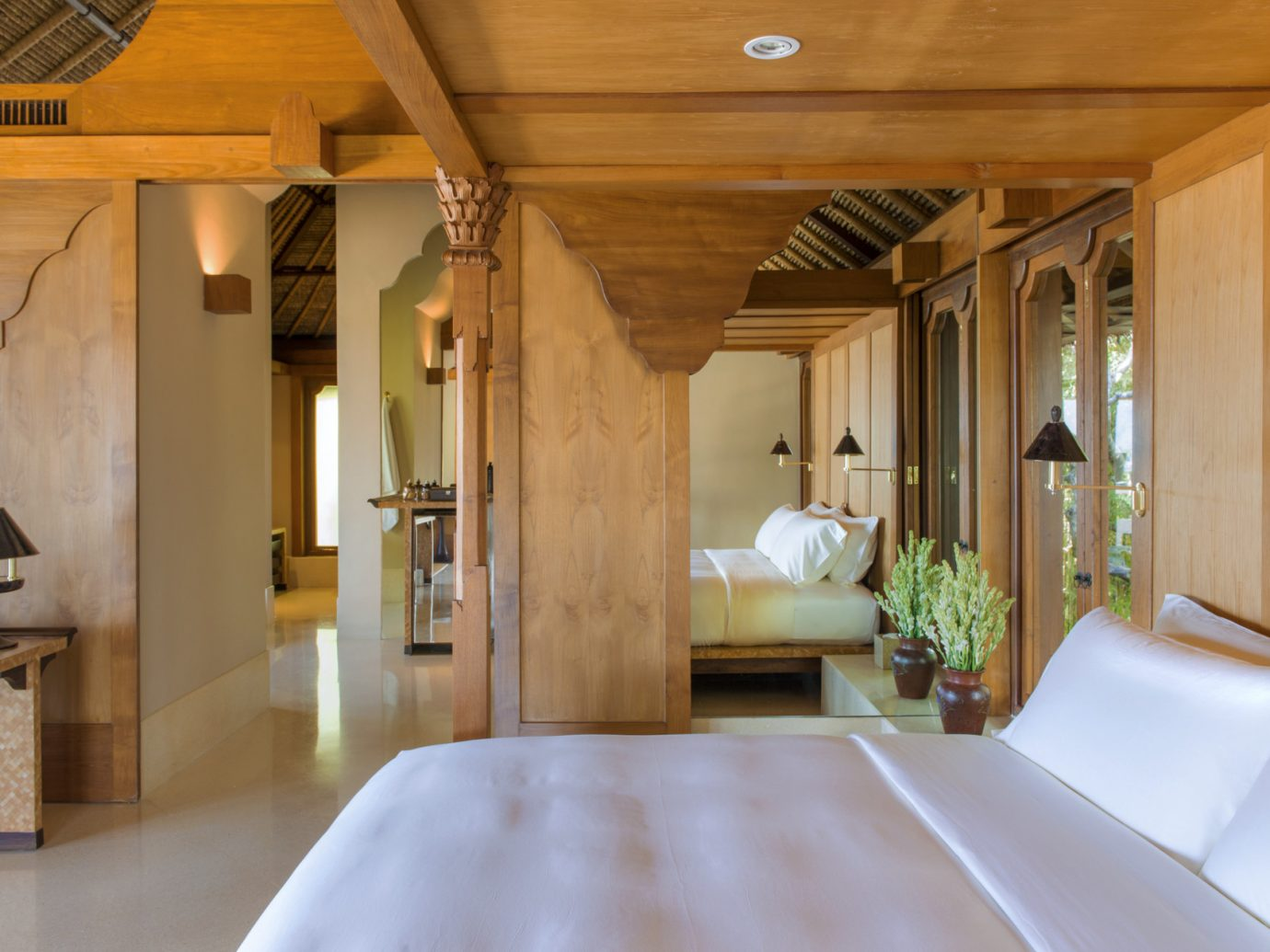 Bedroom at Amankila