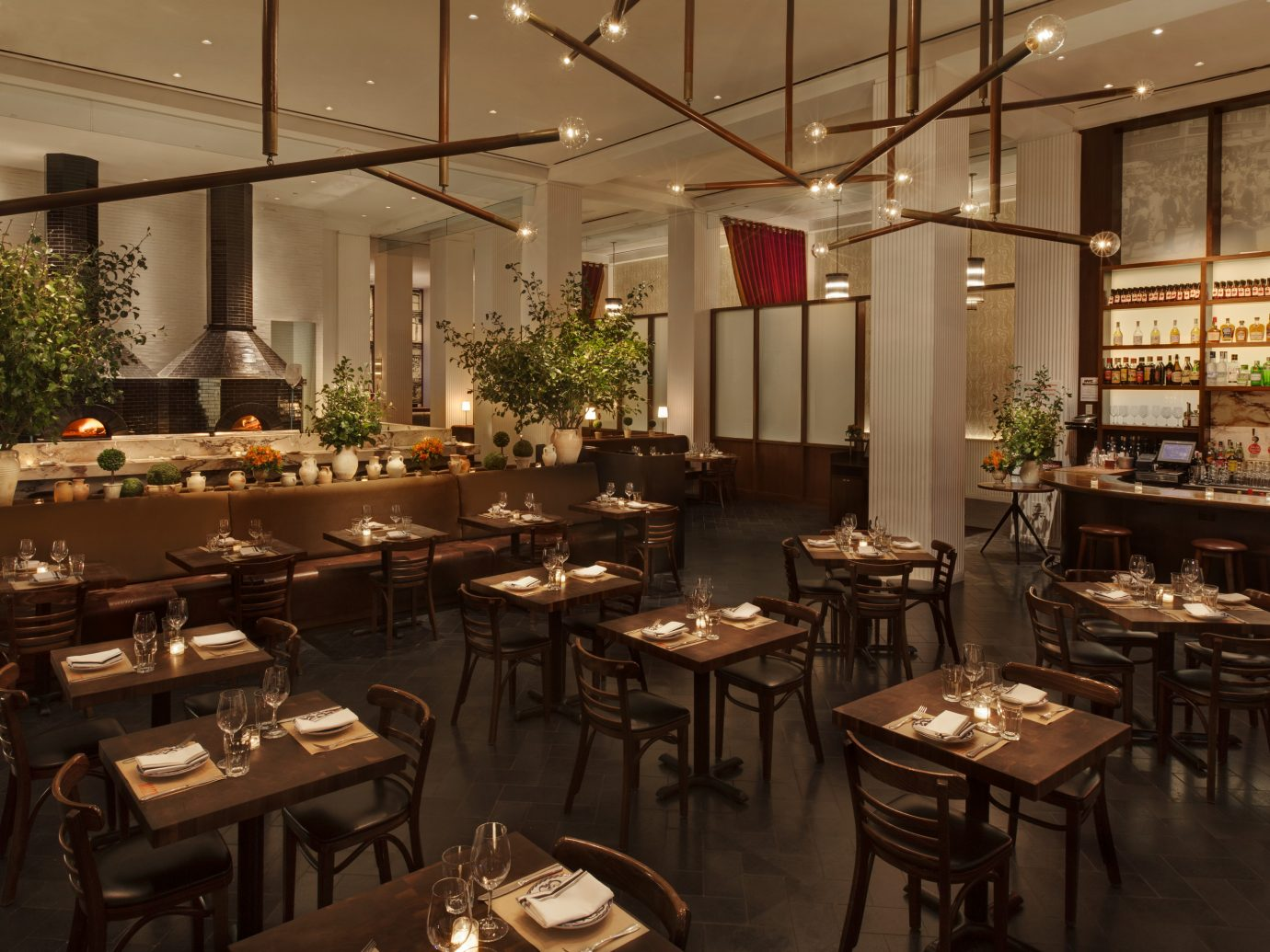 Restaurant at The Redbury, New York City