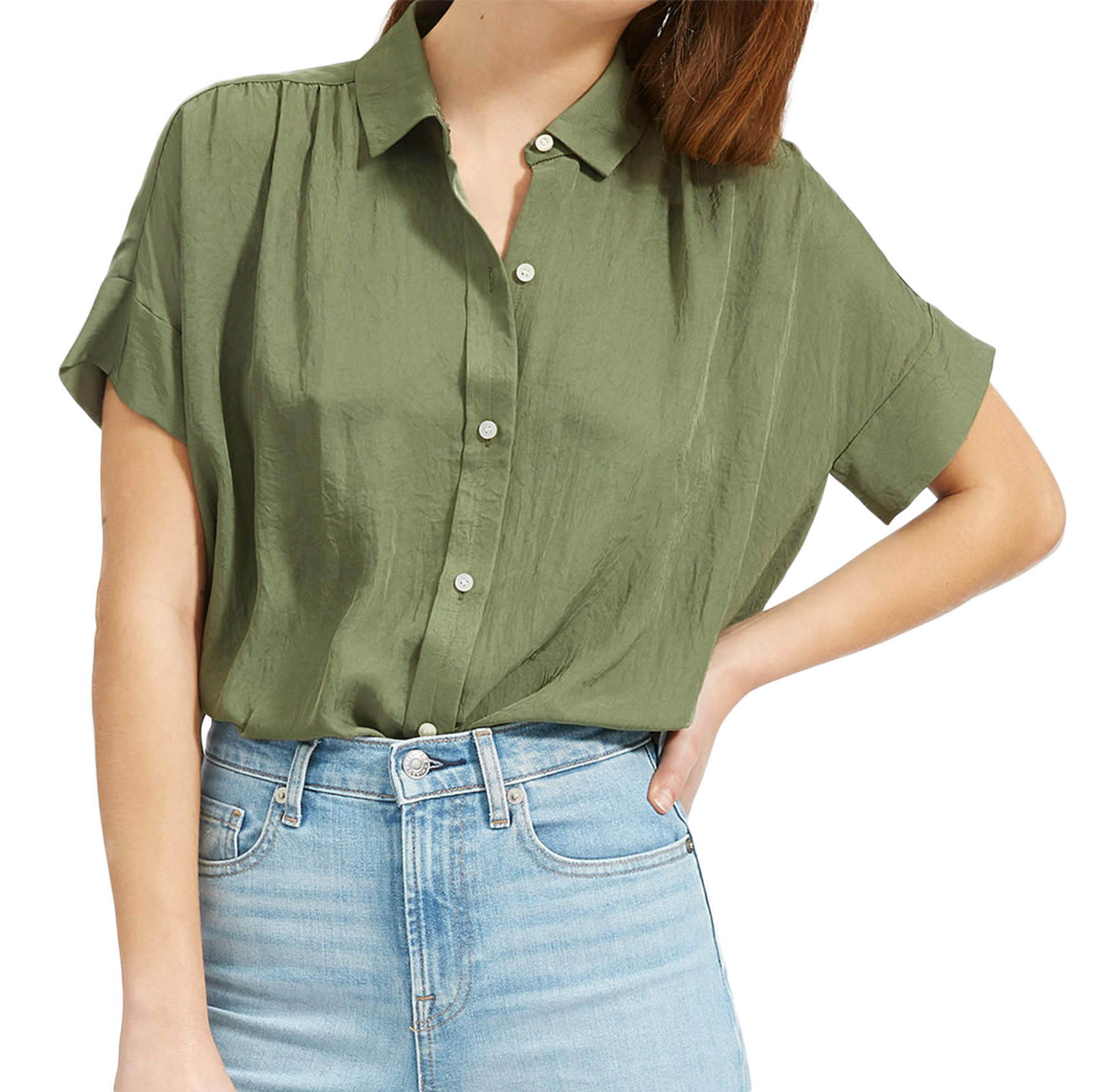 Light Square Shirt