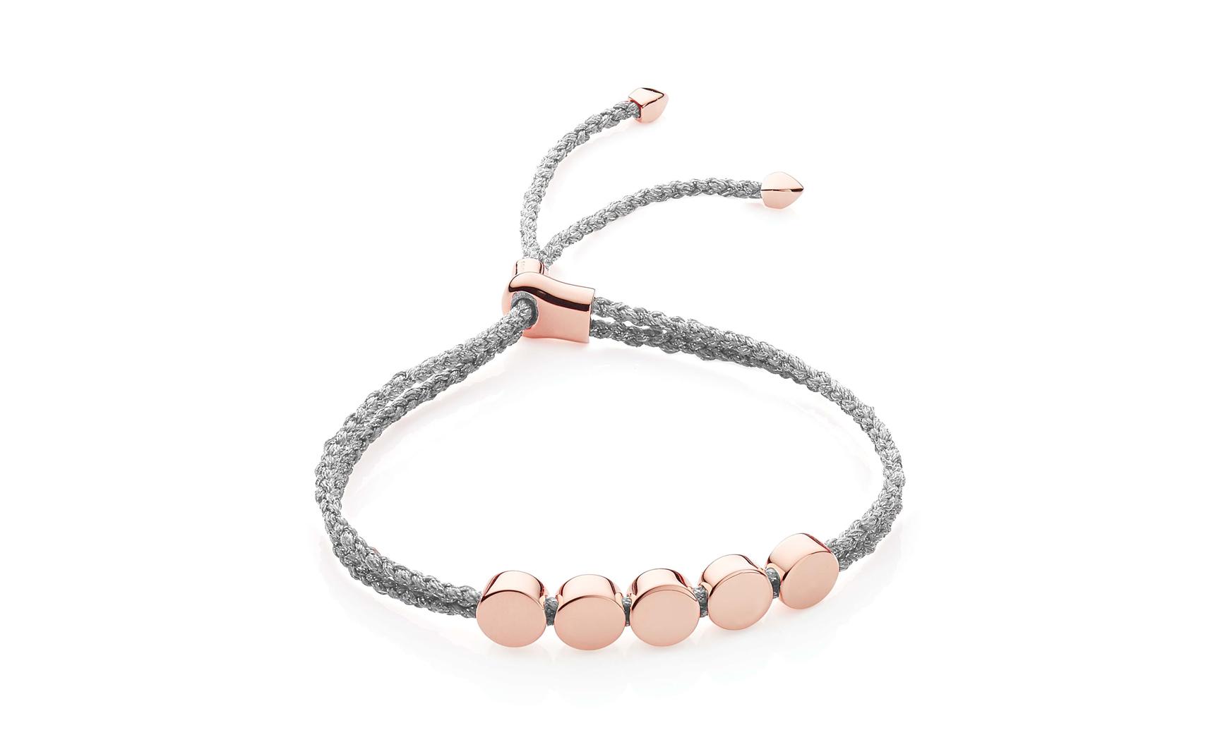 Engravable Bead Bracelet
