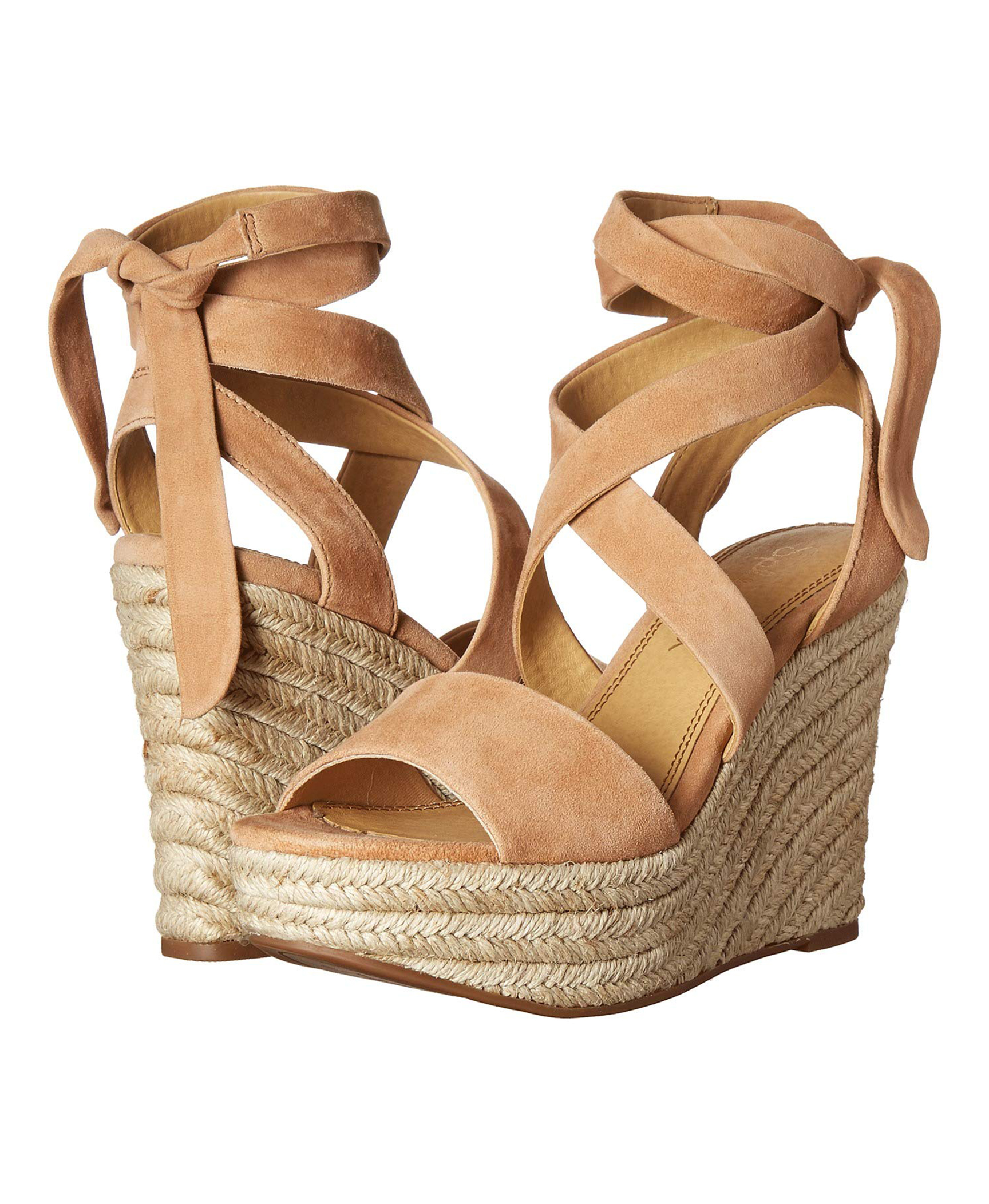 sandal wedges