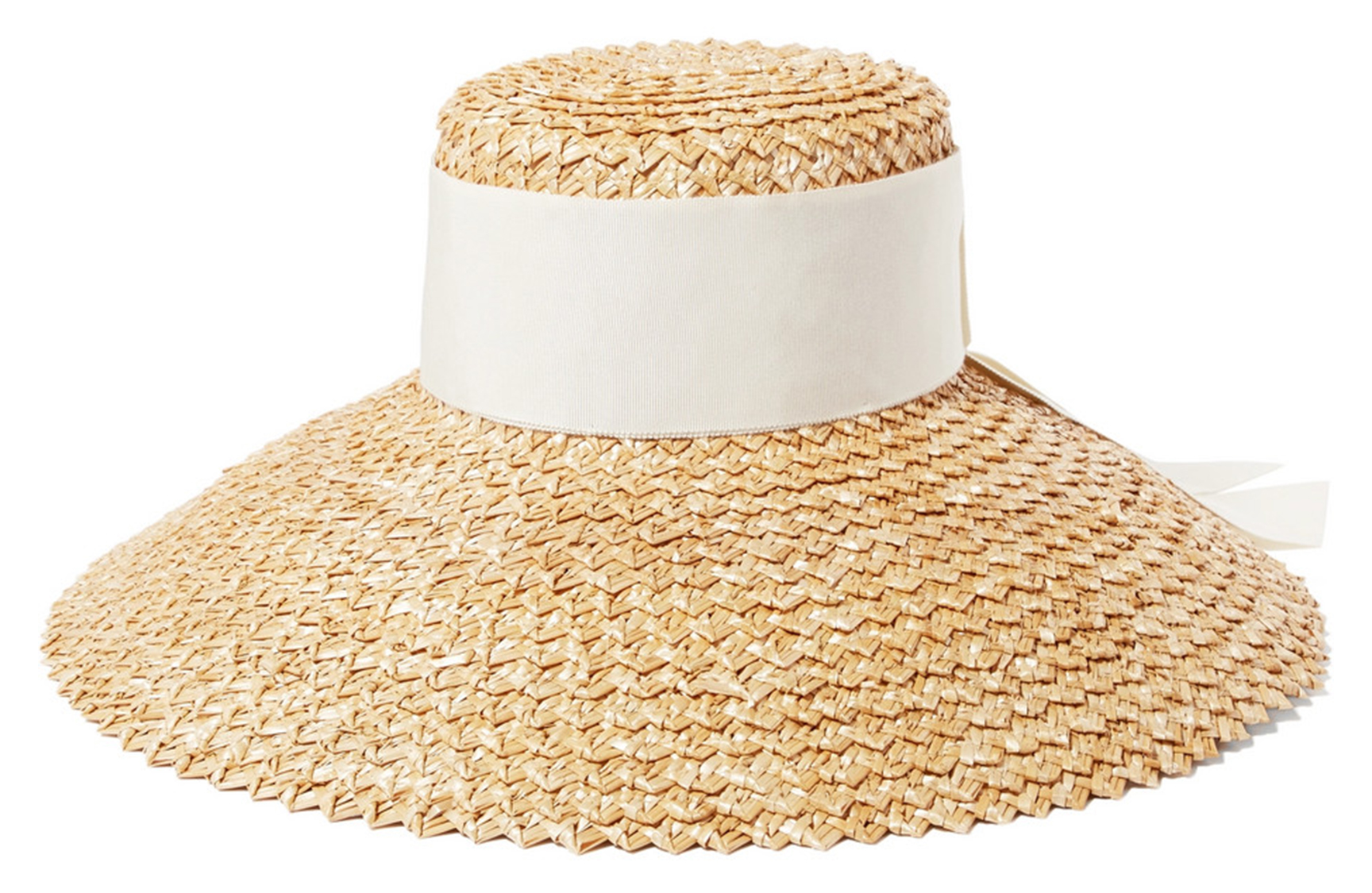 Eugenia Kim straw hat