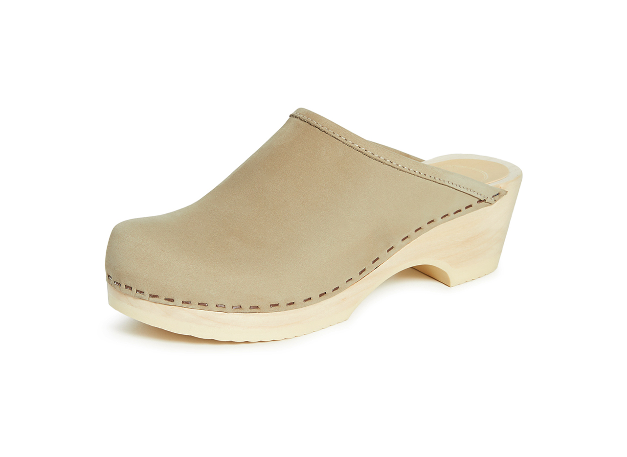 No.6 Valley Low Clogs