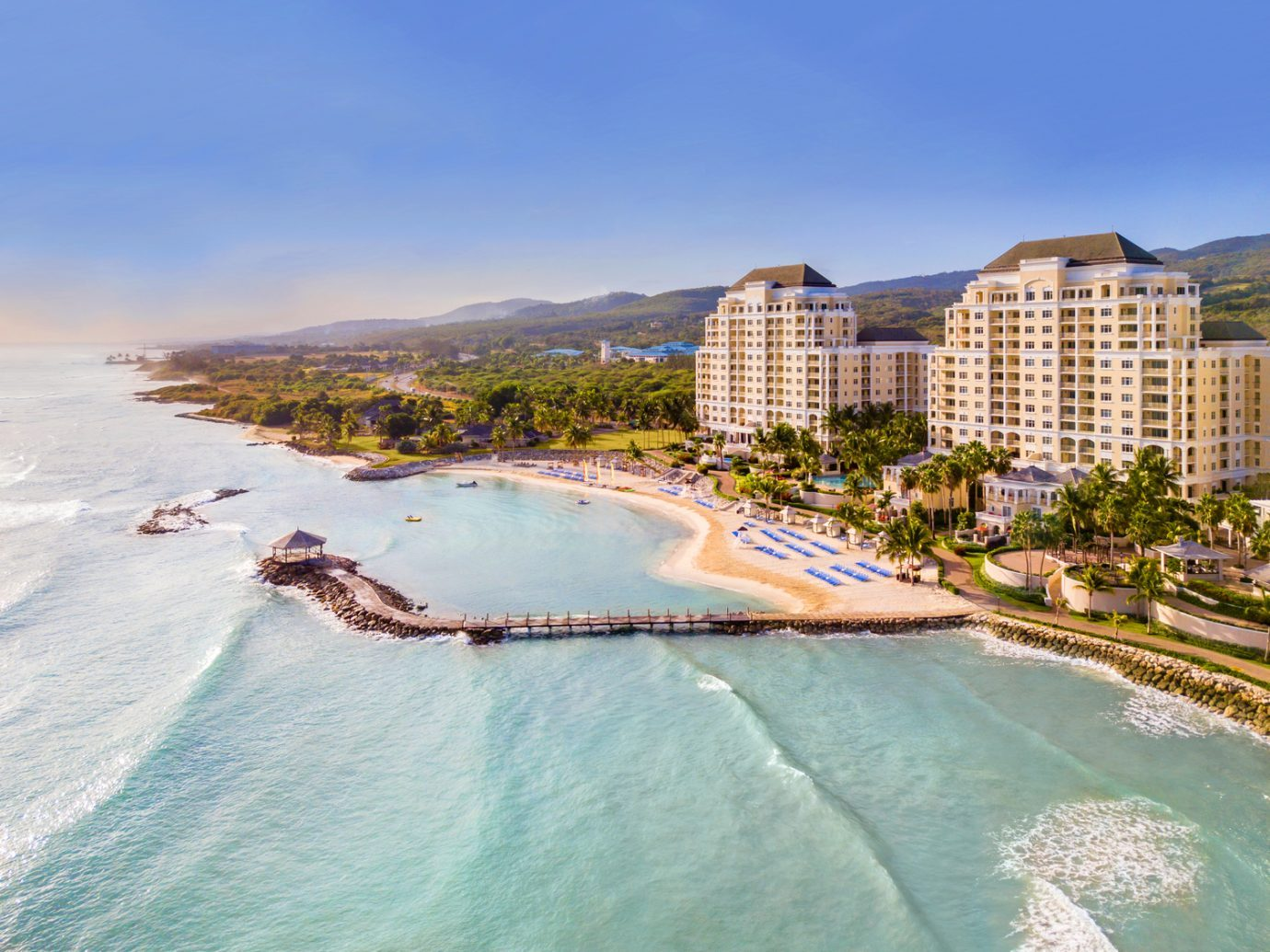 Aerial view of Jewel Grande Montego Bay