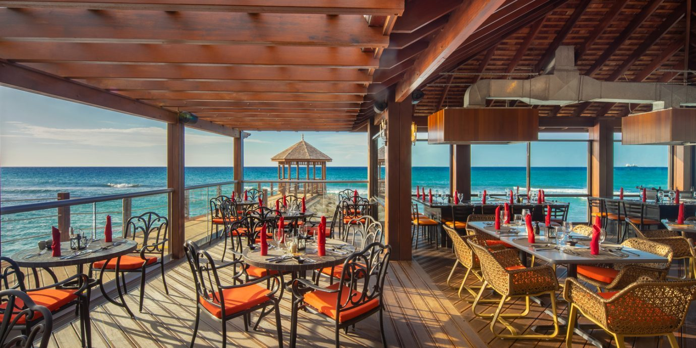 Pierside Restaurant at Jewel Grande Montego Bay