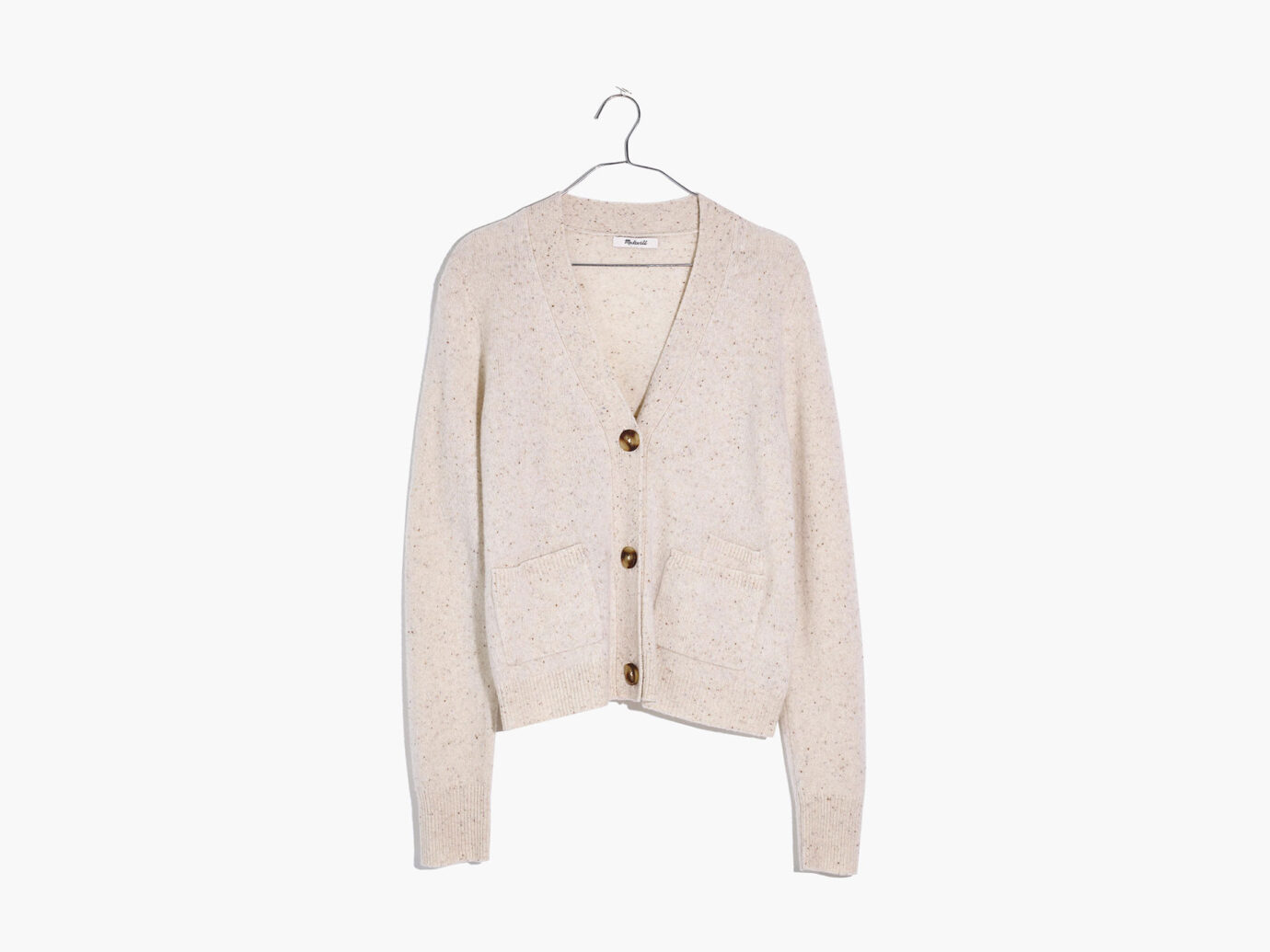 Madewell Shrunken Cardigan Sweater