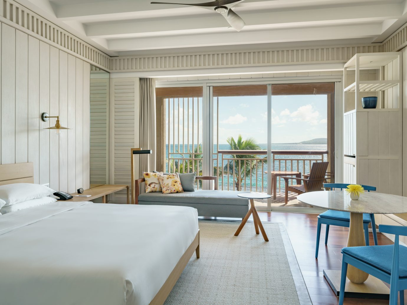 King Room at the Park Hyatt St. Kitts