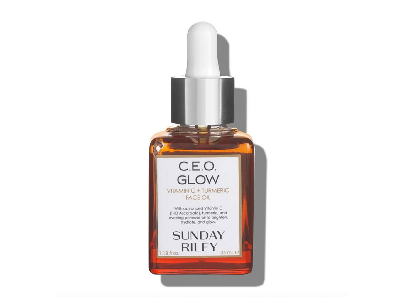 SUNDAY RILEY C.E.O Glow Vitamin C + Turmeric Face Oil
