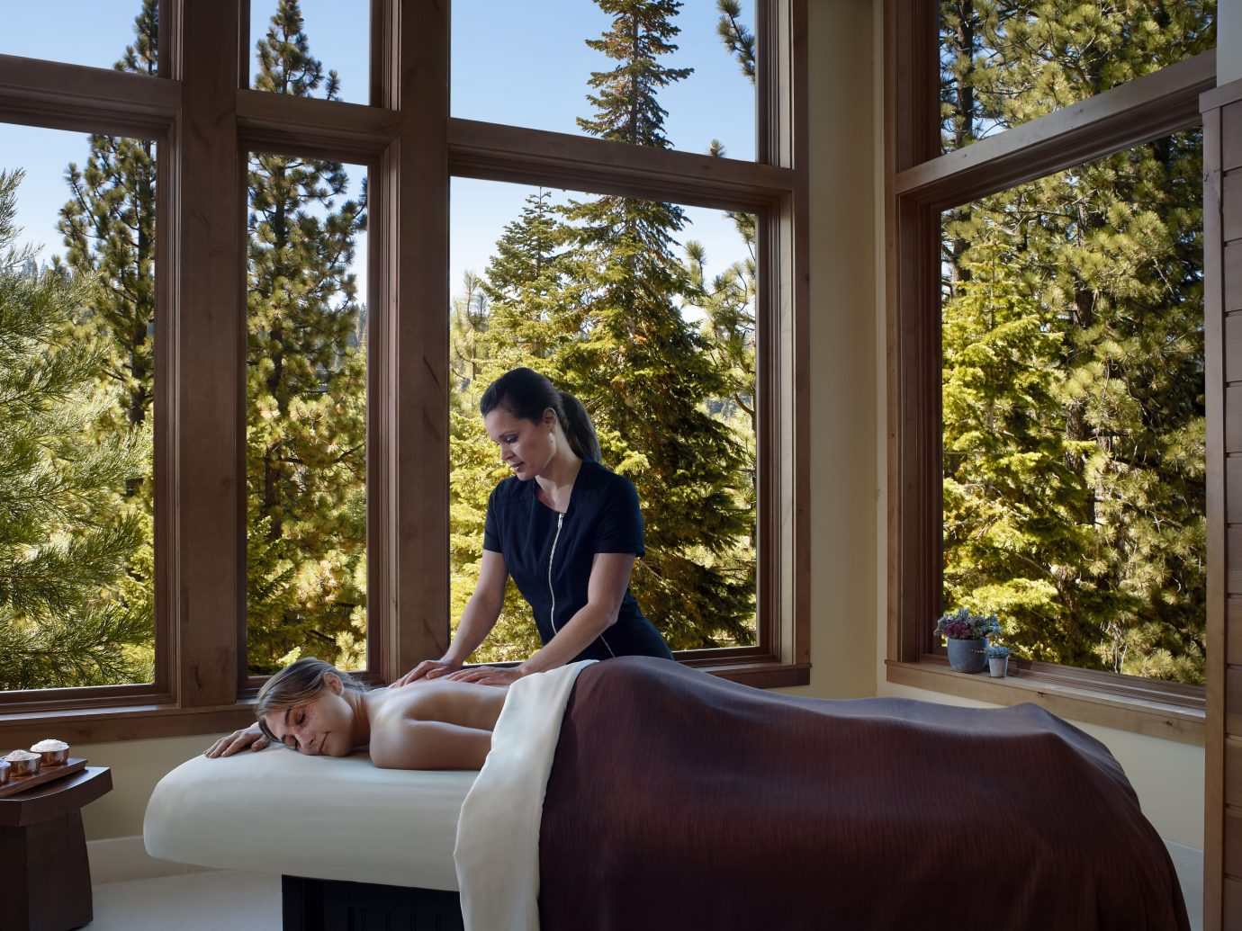The Ritz-Carlton, Lake Tahoe spa