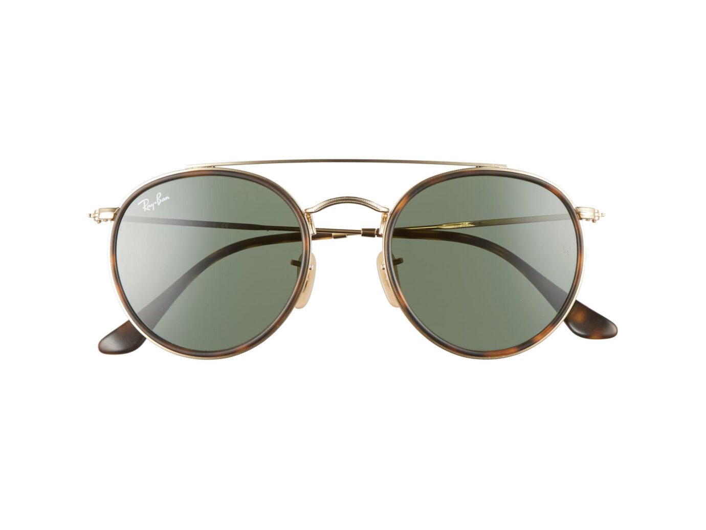 SUNNIES: Ray-Ban 51mm Aviator Sunglasses