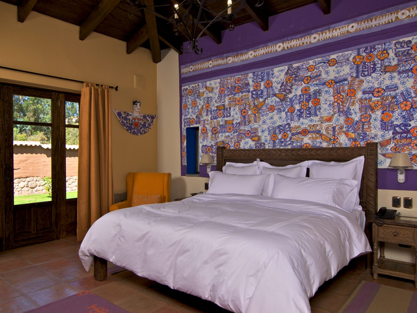 Bedroom at Sol y Luna