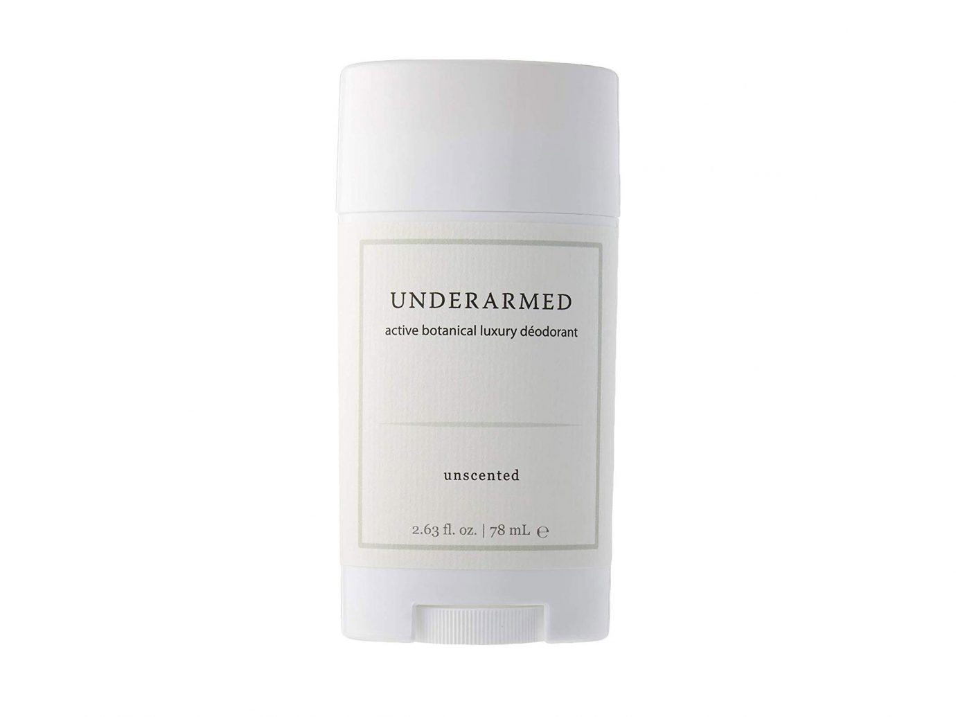 Underarmed Natural Active Botanical Deodorant