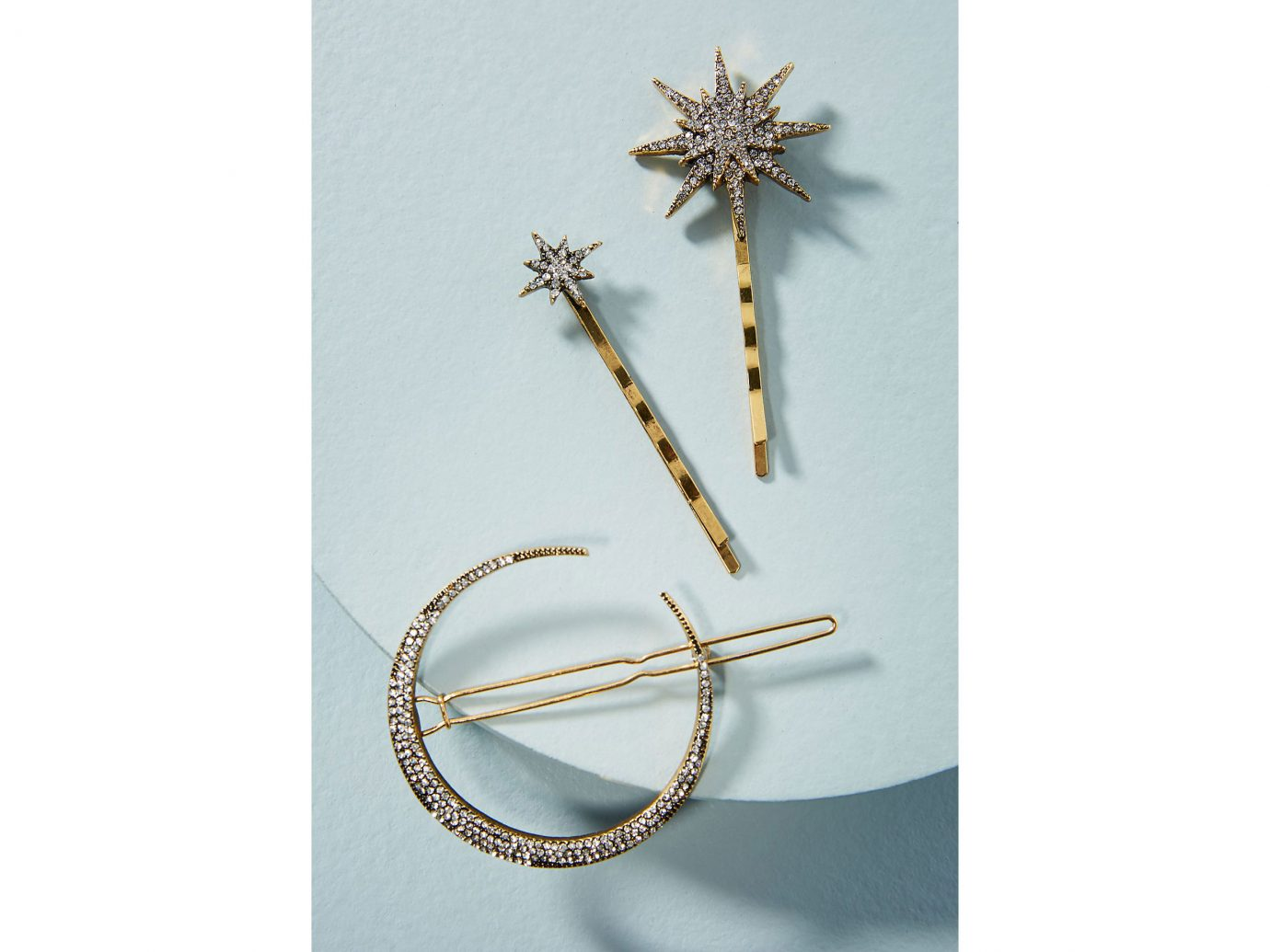 Night Sky Bobby Pin Set