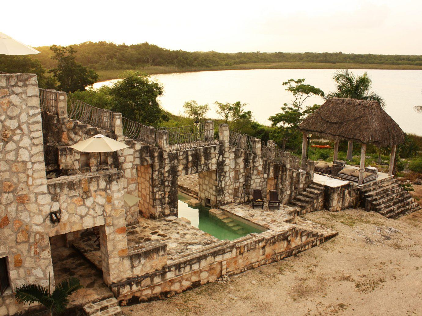 Exterior of Coqui Coqui, Merida
