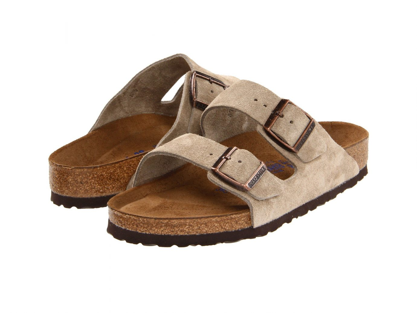 Birkenstock Arizona Soft Suede Sandals