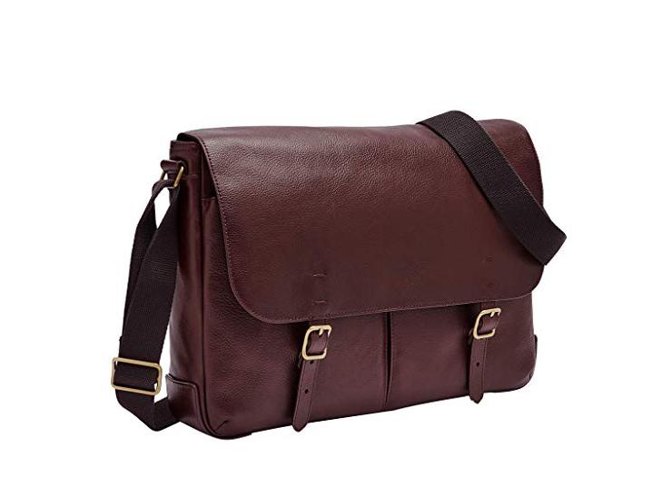 b5cc5ec4587 The 8 BEST Leather Messenger Bags for Men (2019) | Jetsetter