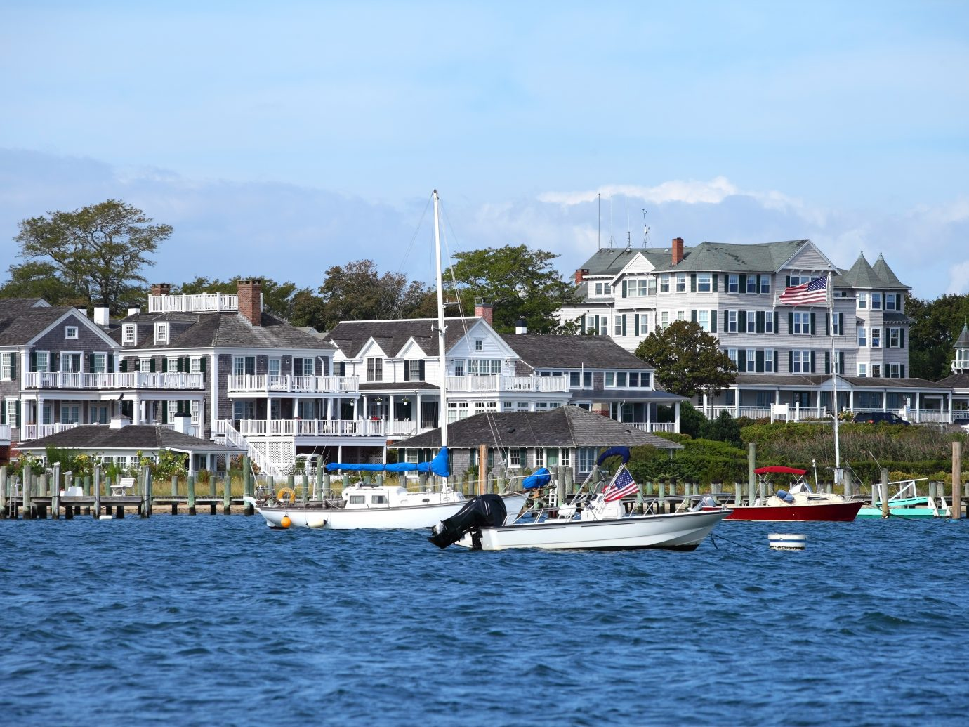 Edgartown on Martha's Vineyard in Dukes County, Massachusetts, United States.