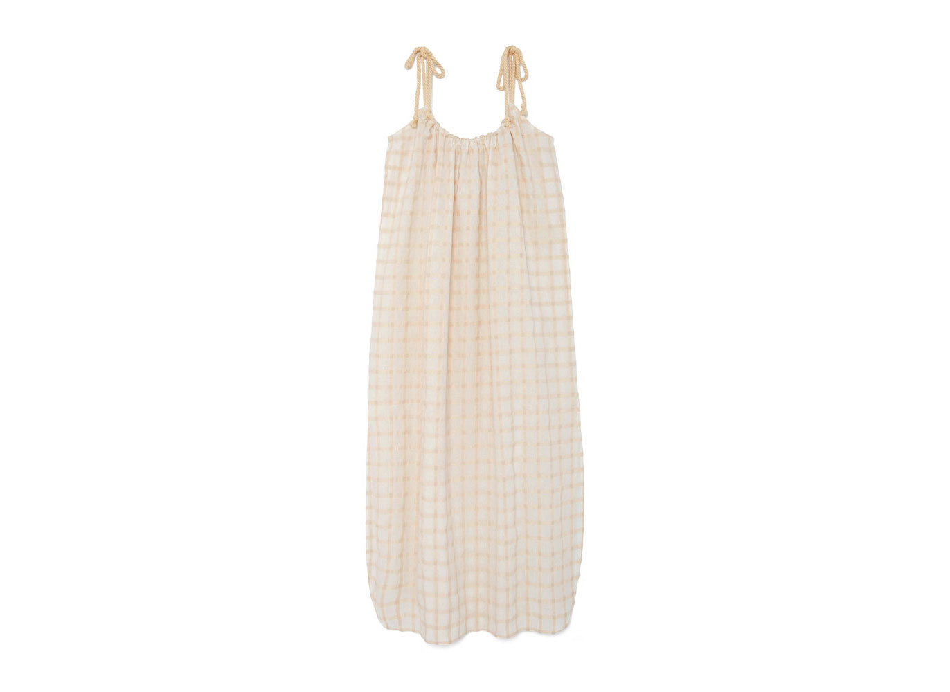 tie-shoulder Mara Hoffman dress
