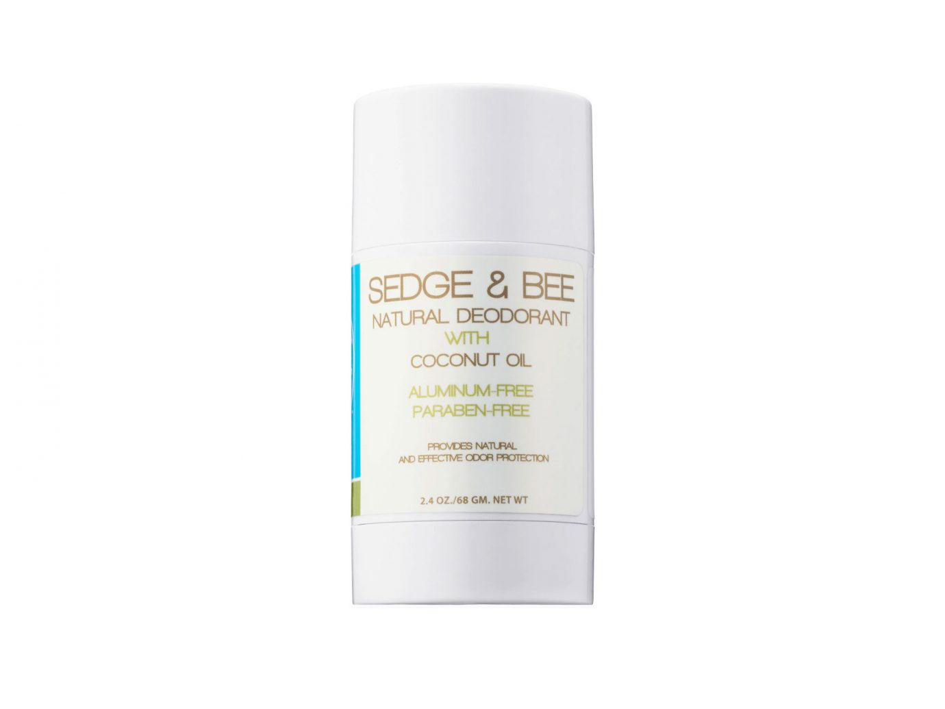 QHEMET BIOLOGICS Sedge & Bee Natural Deodorant with Coconut Oil