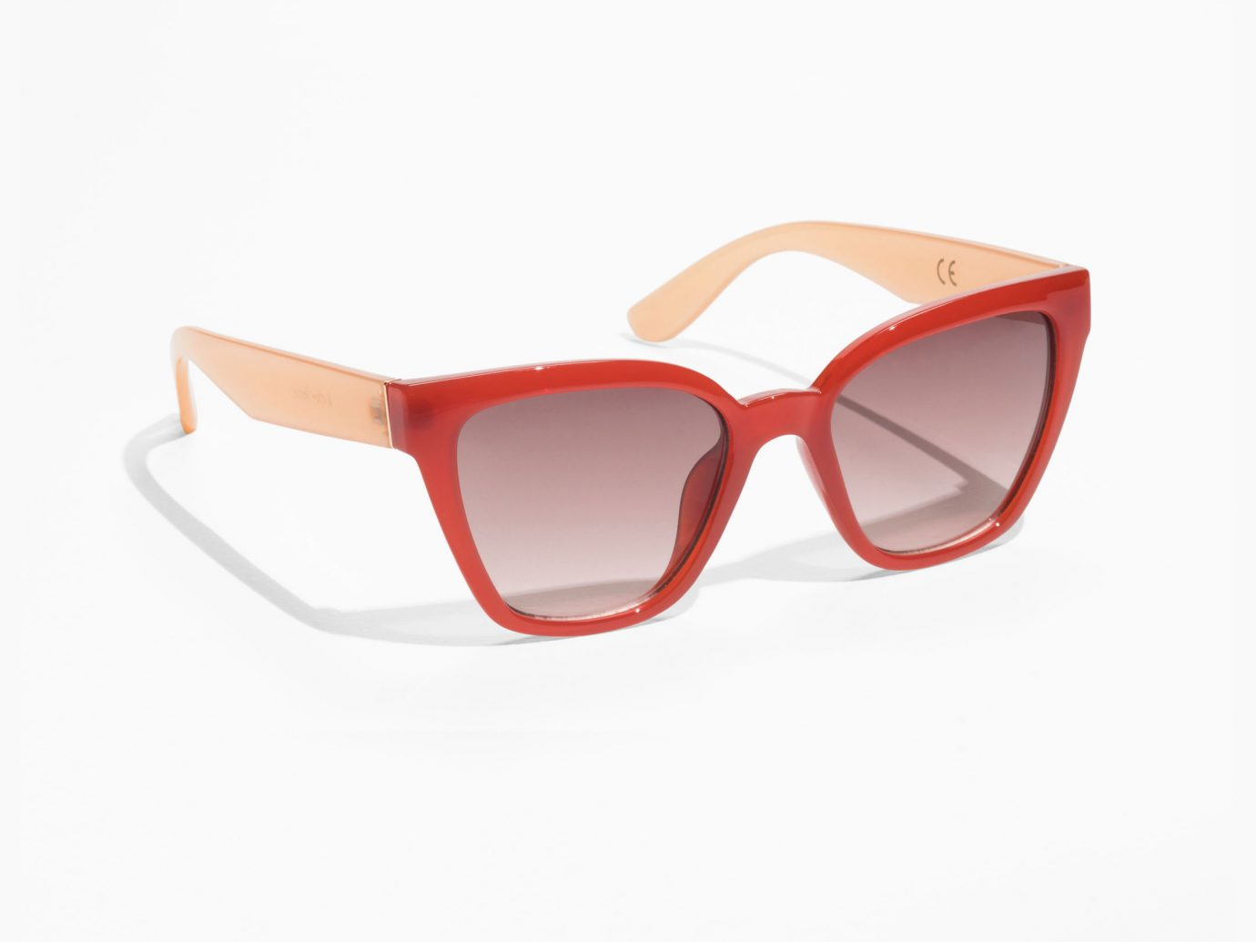 & Other Stories Cat Eye Sunglasses