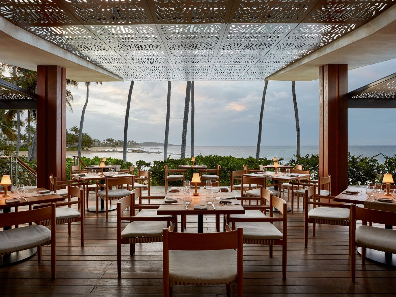 Restaurant at Dorado Beach