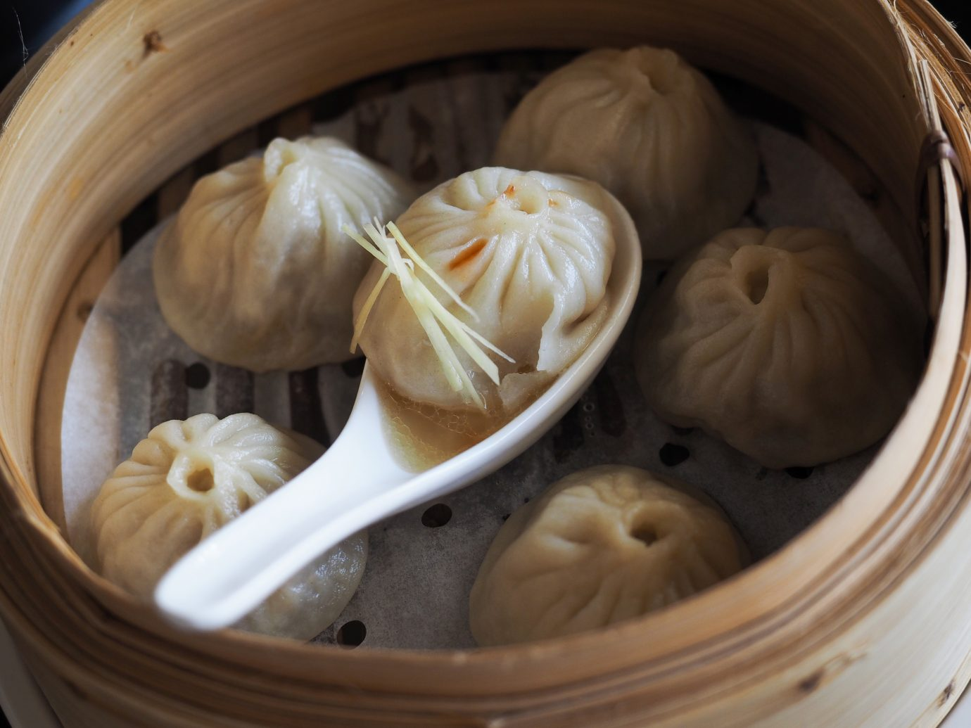 Soup Dumplings from China Live in San Francisco