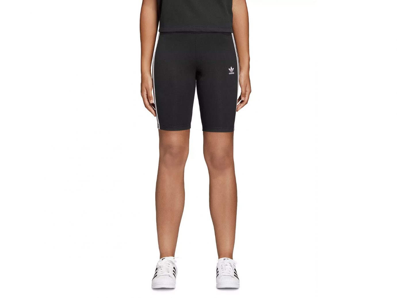 Adidas Triple Stripe Bike Shorts