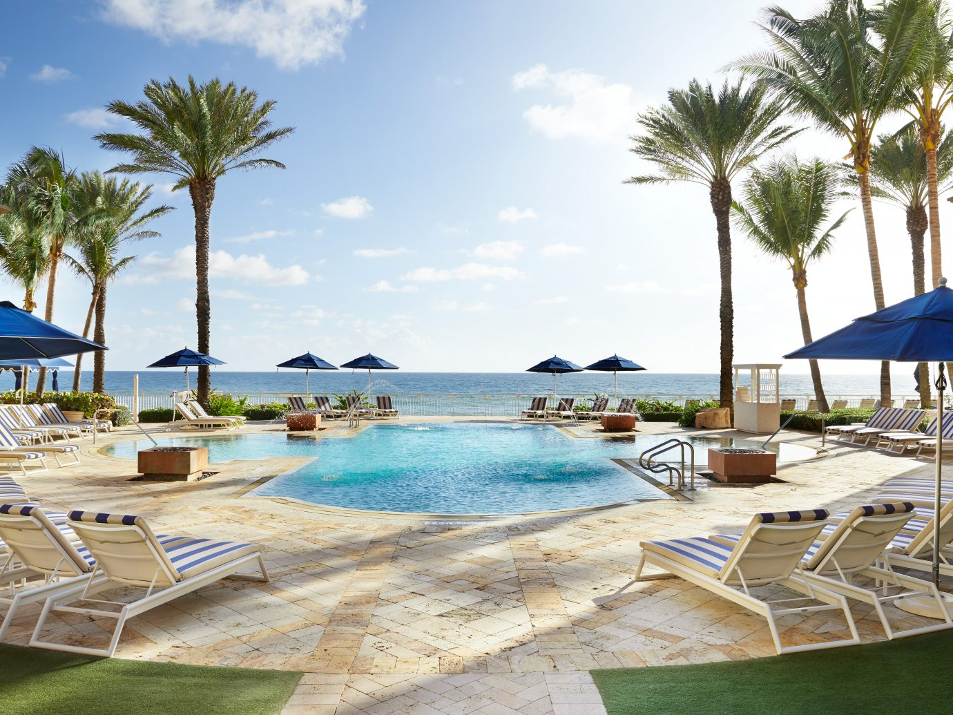 pool at Eau Palm Beach Resort & Spa, Manalapan, FL
