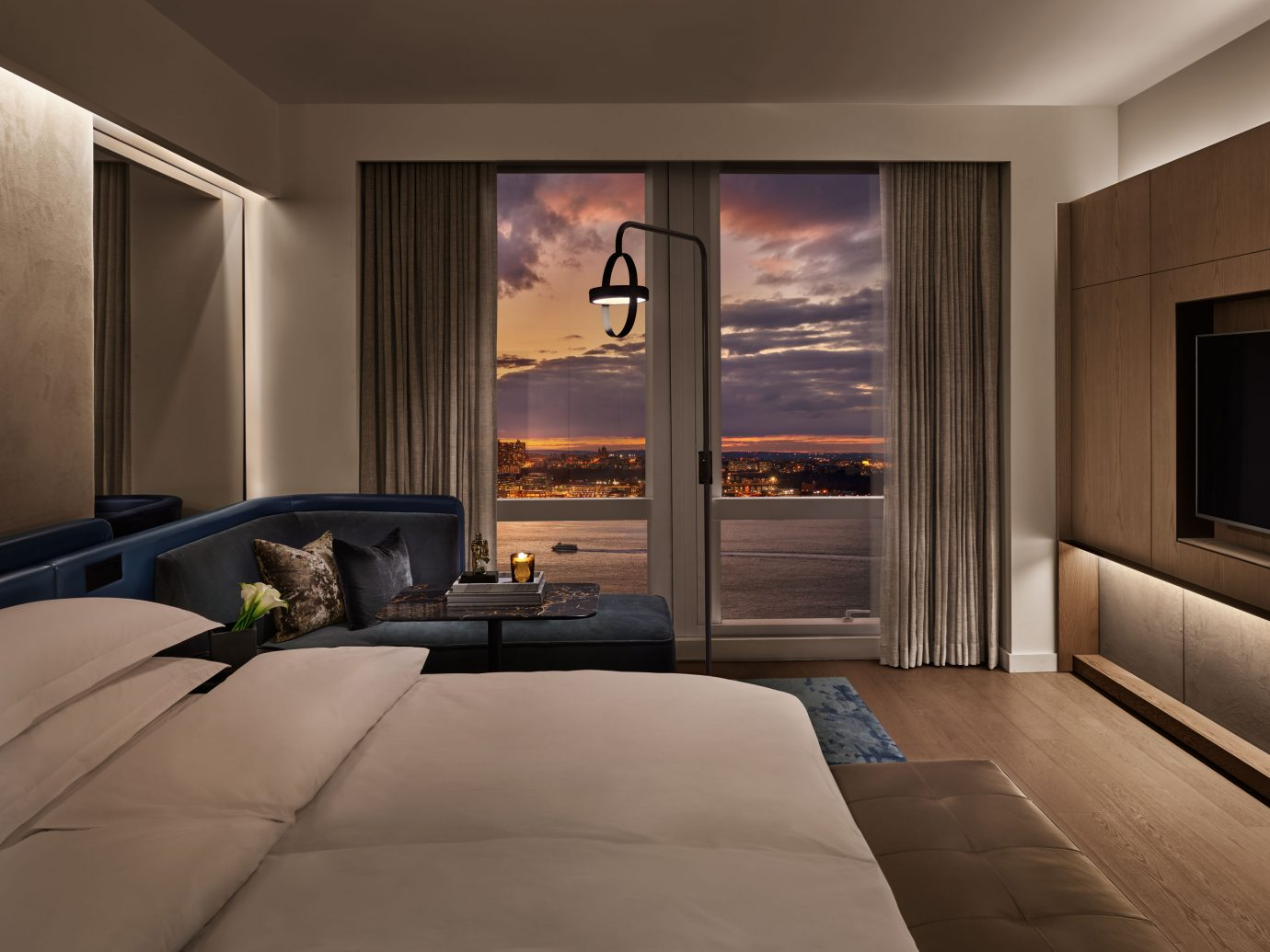Equinox Hotel Hudson Yards New York City Ny Jetsetter