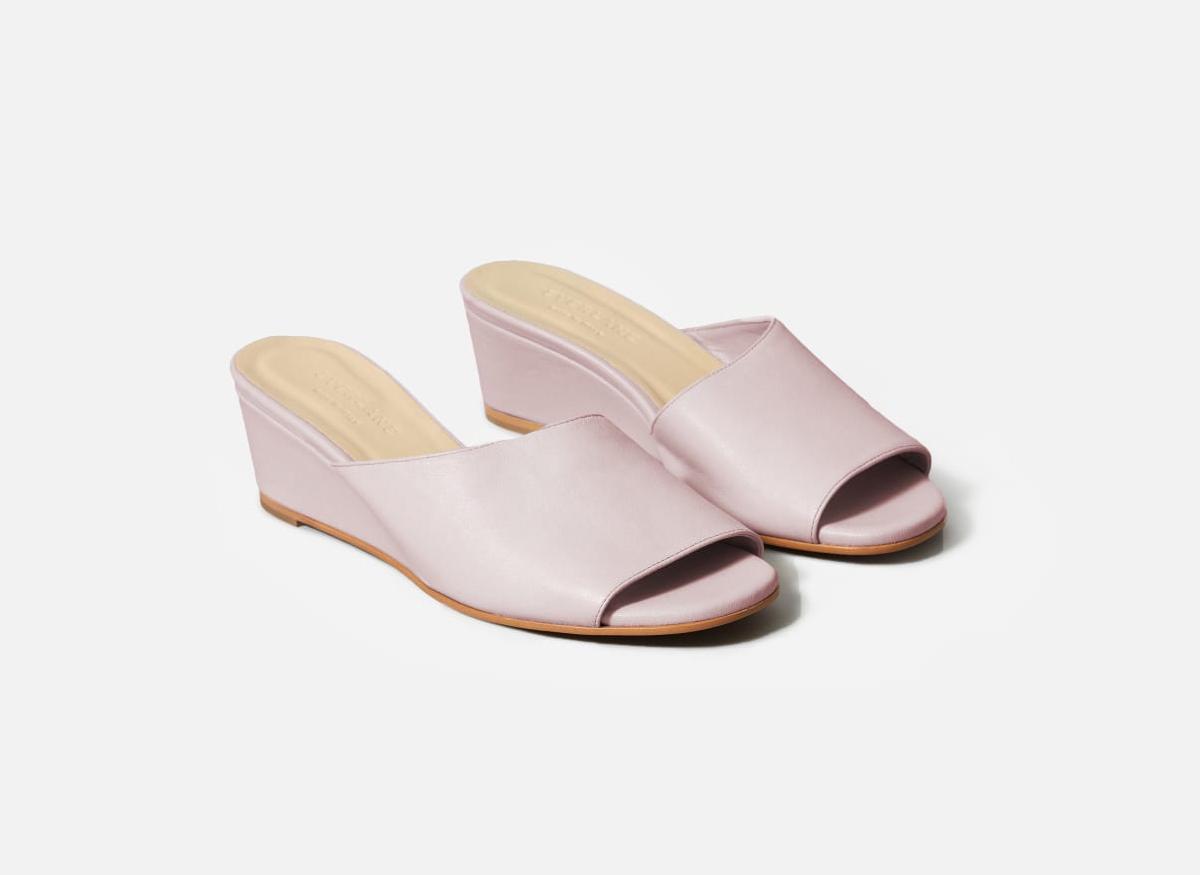 Everlane The Wedge Sandal sale