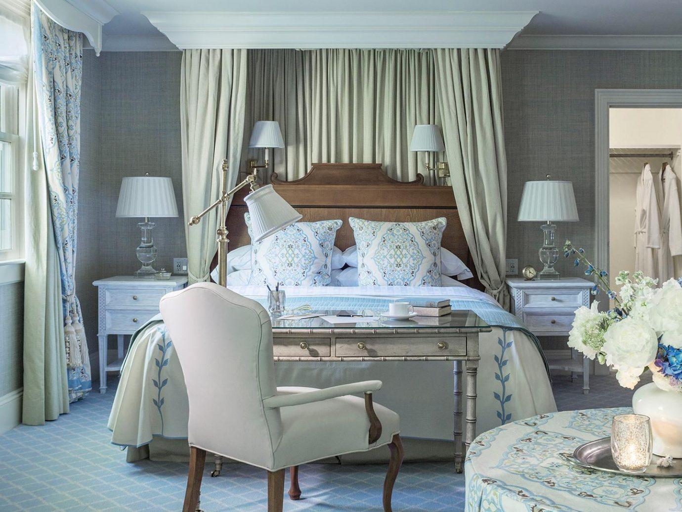 Bedroom at Woodstock Inn & Resort