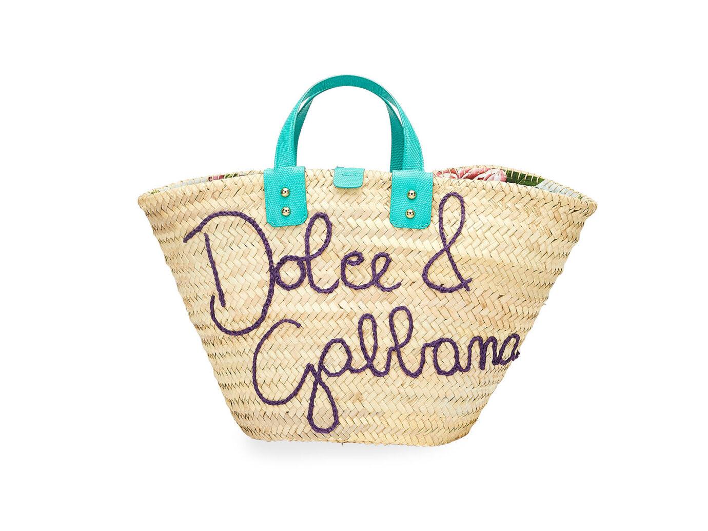 Dolce & Gabbana Kendra Tote