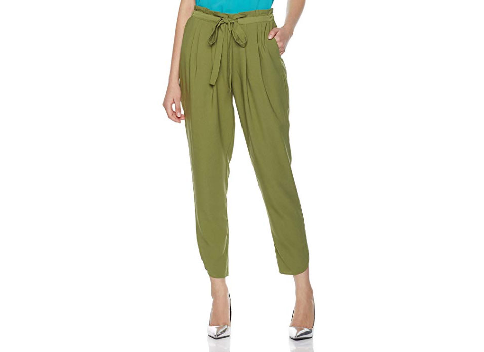 Suite Alice Women's Cropped Everyday Trousers