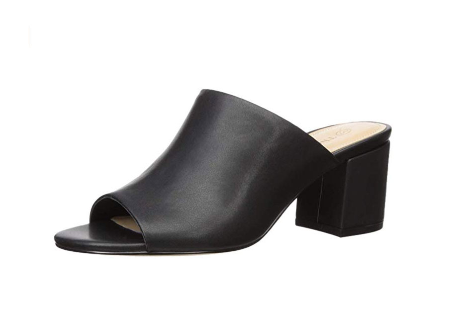The Drop Women's Berlin Block Heeled Sandal