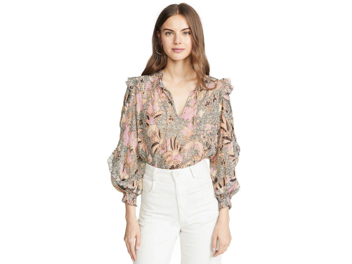 Ulla Johnson Lara Blouse