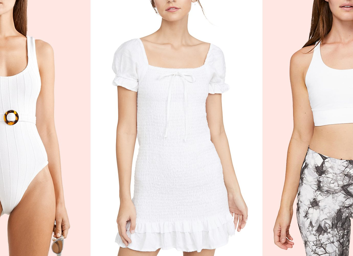 970137490bed The 18 Best White Dresses to Rock This Summer | Jetsetter