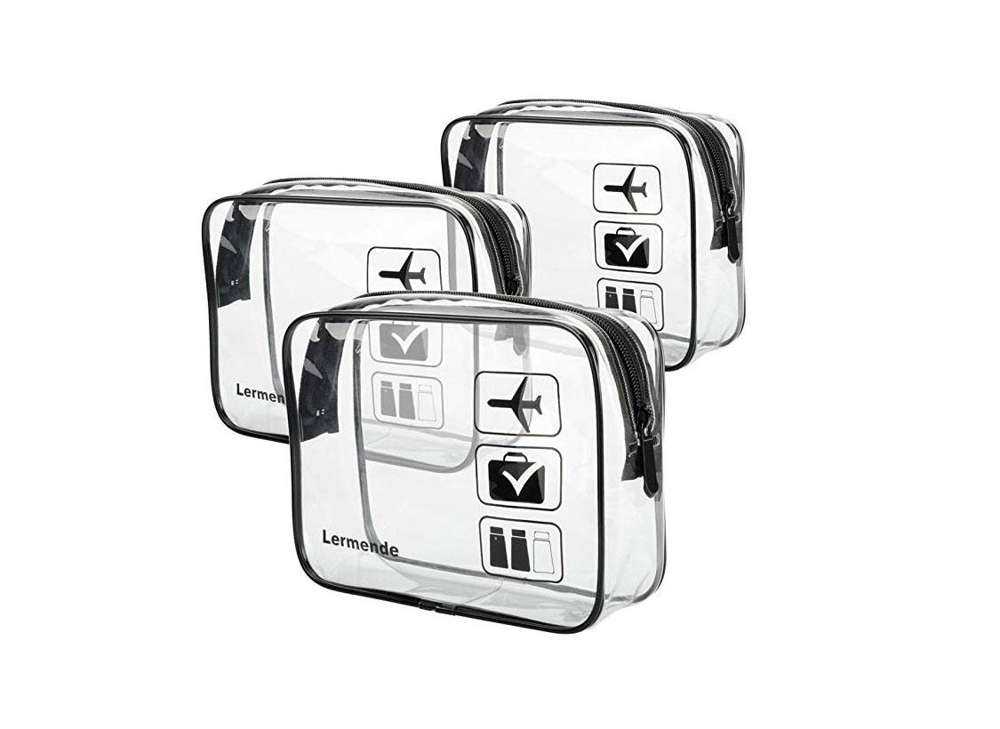 Lermende TSA Approved Toiletry Bag