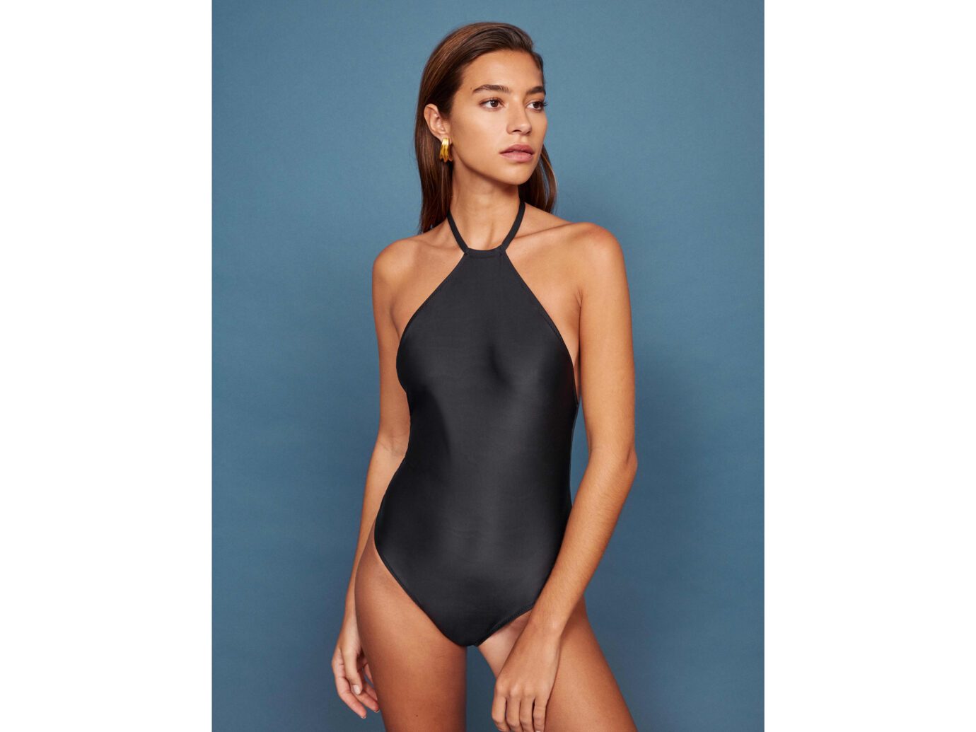 Reformation Brittany One Piece Swimsuit